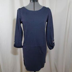 ANN TAYLOR LOFT Blue Dress Size XS